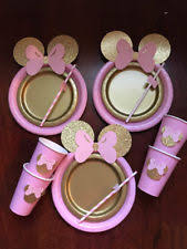 minnie mouse party minnie mouse party decorations ebay