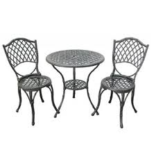 Wrought Iron Bistro Chairs Cheap Iron Metal Bistro Sets For Sale Best Cast Iron Patio Sets