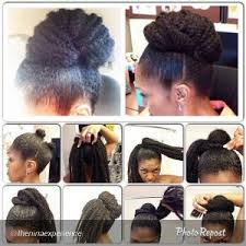 marley hair styling ideas natural hairstyles with marley hair fresh best 25 marley hair bun