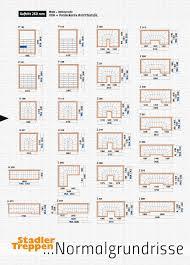 platzbedarf treppe der passende grundriss für ihre treppe ǀ stadler
