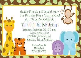 jungle baby shower invite card invitations ideas pooledat com