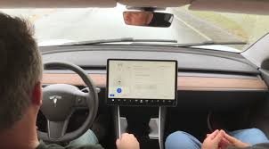 tesla inside roof tesla model 3 interior news teslarati com