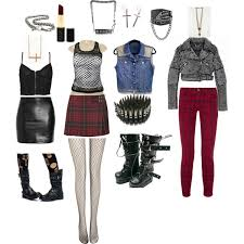late 70s early 80s punk fashion polyvore