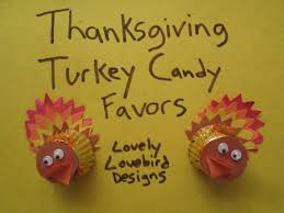 thanksgiving turkey card thanksgiving turkey candy favors diy crafts youtube
