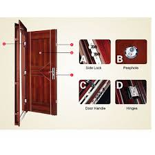 Residential Security Doors Exterior Sell Well Exterior Residential Steel Security Doors Suppliers And