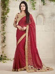 saree blouse color embroider designer indian saree blouse designs