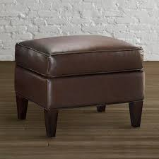 Leather Animal Ottoman by Living Room Accent Chairs Living Room Bassett Furniture