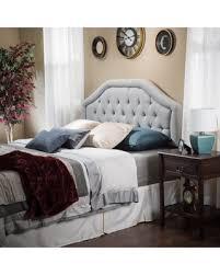 Headboard For Adjustable Bed Savings On Angelica Adjustable King California King Tufted Fabric