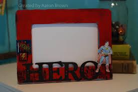 Superhero Photo Booth Booth 32 Superhero Frame Class