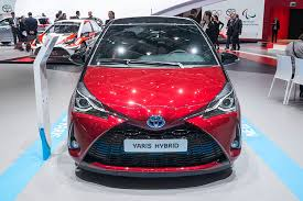 toyota yaris all models toyota reveals the all vitz yaris hybrid