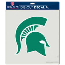 penn state alumni sticker michigan state spartans stickers michigan state decals the