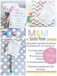 free easter poems m m easter poem printable tags easter easter poem