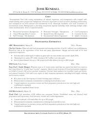 chef assistant sample resume linguistic minority research