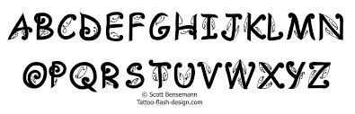 maori tattoo font alphabet artistic expression pinterest