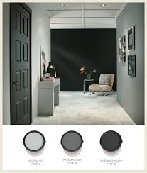 perfect shades of gray grey paint colors pinterest behr