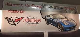 springs corvette weekend 19th annual springs corvette weekend central arkansas