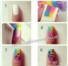 aliexpress com buy nail art tools gradient nails soft sponges