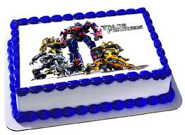 transformer cake transformers cake topper transformers birthday party