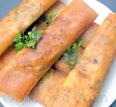 cuisine marocaine brick brick à la viande hachée fromage feta recettes faciles