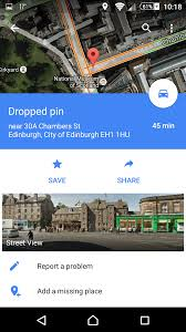 Save Route Google Maps by Google Maps 15 Helpful Tips And Tricks Digital Trends