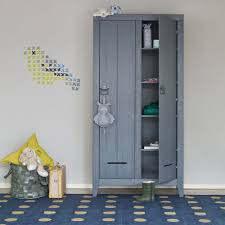 Locker Bedroom Furniture by Kluis Locker Cabinet In Steel Grey Add Some Retro Locker Style
