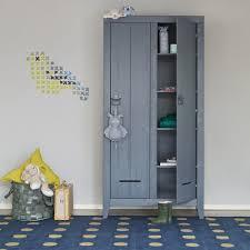Locker Bedroom Furniture by Kluis Locker Cabinet In Steel Grey Add Some Retro Locker Style