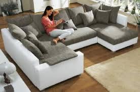 federkern sofa wohnlandschaft eck sofa mit federkern polsterung und 16