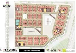 floor plans fusion ufairia