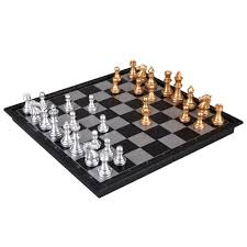 Buy Chess Set by Compare Prices On Silver Chess Set Online Shopping Buy Low Price