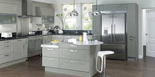 grey kitchen ideas best grey wall kitchen ideas 6934 baytownkitchen regarding