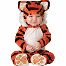 Softball Halloween Costumes Tiger Tot Infant Halloween Costume Walmart