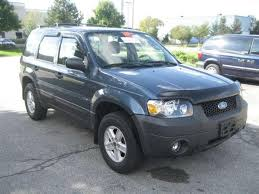 100 2004 ford escape owners manual ford escape u0026 mazda