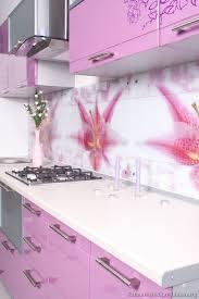 pink kitchen ideas pictures of kitchens modern pink kitchen cabinets kitchen 1