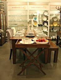how to dress a delectable dining table try small things urban barn third table