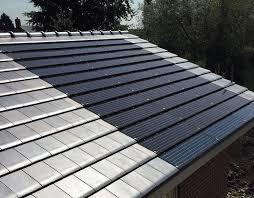piastrelle fotovoltaiche tegole fotovoltaiche risparmio energetico tetto fotovoltaico