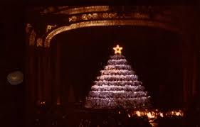 history the singing christmas tree