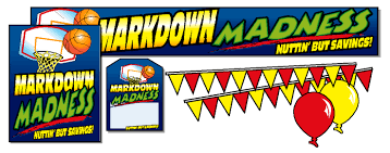 March Madness Decorations March Markdown Madness U2013 Instant Events Automotive Advertising