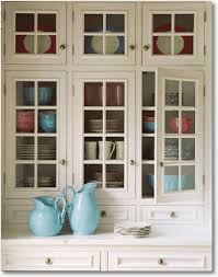 Kitchen Cabinet Glass Need Upper Kitchen Cabinets Like This With Painted Beadboard