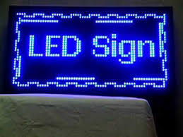 lighted message board signs on sale wireless wi fi led signs programmable scrolling message