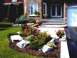 Ideas Landscaping Front Yard - cheap driveway ideas inside front yard landscaping with bfcaeddbbf