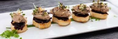 cuisiner foie gras noël bio recette de foie gras végétarien