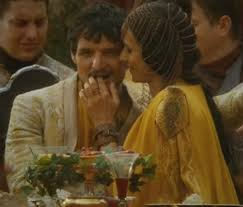 Purple Wedding Meme - shakespearesunday i was born to speak all mirth and no matter