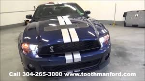 mustang shelby used used mustang shelby gt500 for sale morgantown wv toothman ford