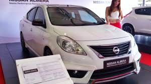 nissan malaysia nissan almera nismo performance concept unveiled in malaysia