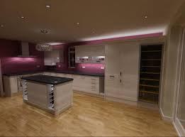 kitchen strip lights modern kitchen strip lighting entracing brockhurststud com