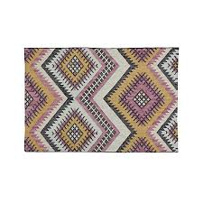 Outdoor Rug 4x6 Kilim 4 X 6 Indoor Outdoor Rug In All Rugs Reviews Crate And