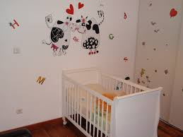 stikers chambre bebe stickers chambre bebe fille cool simple deco chambre bebe fille
