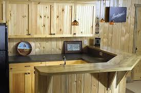 Rustic Pine Kitchen Cabinets  CasanovaInterior - Rustic pine kitchen cabinets