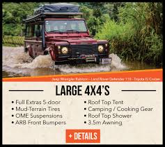 land rover usa defender adventure 4x4 rental costa rica nomad america roadtrip