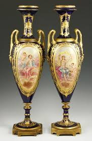 Sevres Vases For Sale Fine Estate Collections To Sell At Kaminski Tent Sale Aug 10